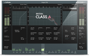 Softube Console 1 British Class A