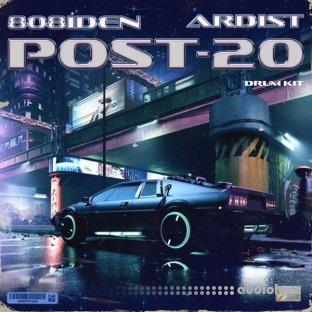 808iden x Ardist Post-20 Drum Kit