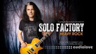 Truefire Alex Skolnick Solo Factory Heavy Rock