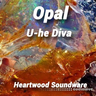 Heartwood Soundware Opal
