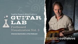 Truefire Brad Carlton Guitar Lab Fretboard Visualization Vol.3