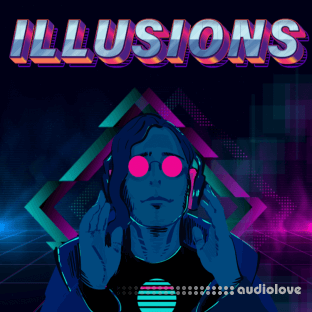 EVO Sounds Illusions Future Rave Serum Soundbank