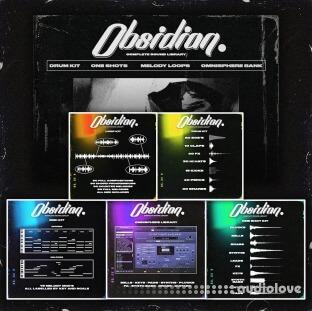 ProdbyJack Obsidian Complete Sound Library