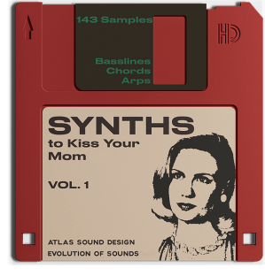 Evolution Of Sound Synths To Kiss Your Mom To Vol.1