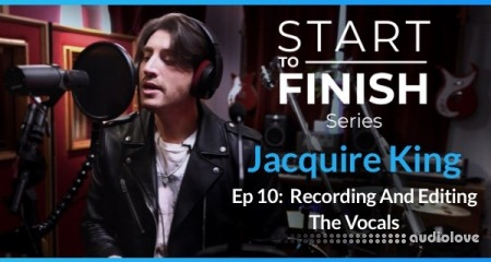 PUREMIX Jacquire King Episode 10 Recording The Lead Vocal
