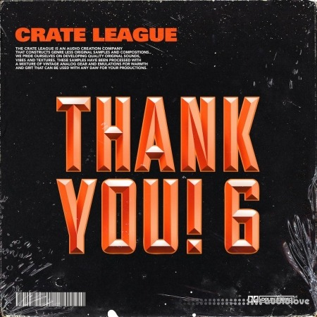 The Crate League Thank You Vol.6 Compositions and Stems WAV