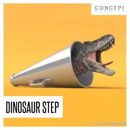 Concept Samples Dinosaur Step