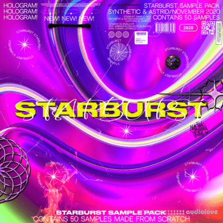 Synthetic and Astrid Starburst Sample Pack