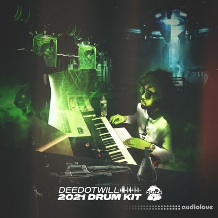 Deedotwill 2021 Drum Kit