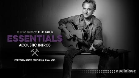 Truefire Ellis Paul Essentials Acoustic Intros