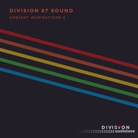 Division 87 Ambient Inspirations 4 WAV