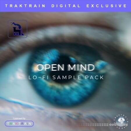 TrakTrain Open Mind Lo Fi Sample Pack