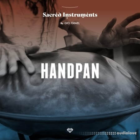 Gio Israel Sacred Instruments Handpan Vol.1