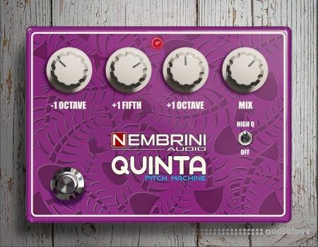 Nembrini Audio NA Quinta