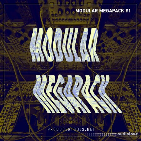 ProducerTools Modular Megapack Vol.1