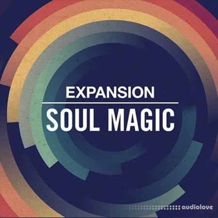 Native Instruments Expansion Soul Magic
