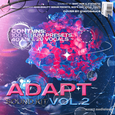 Synthetic and Bart How Adapt Sound Kit Vol.2