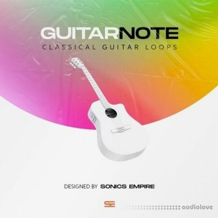 Sonics Empire GUITARNOTE