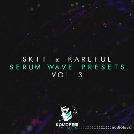 Komorebi Audio Skit x Kareful Serum Wave Presets Vol.3