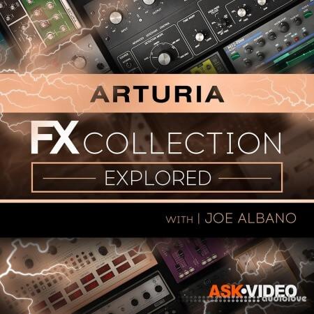 Ask Video Arturia FX 101 The Arturia FX Collection Explored